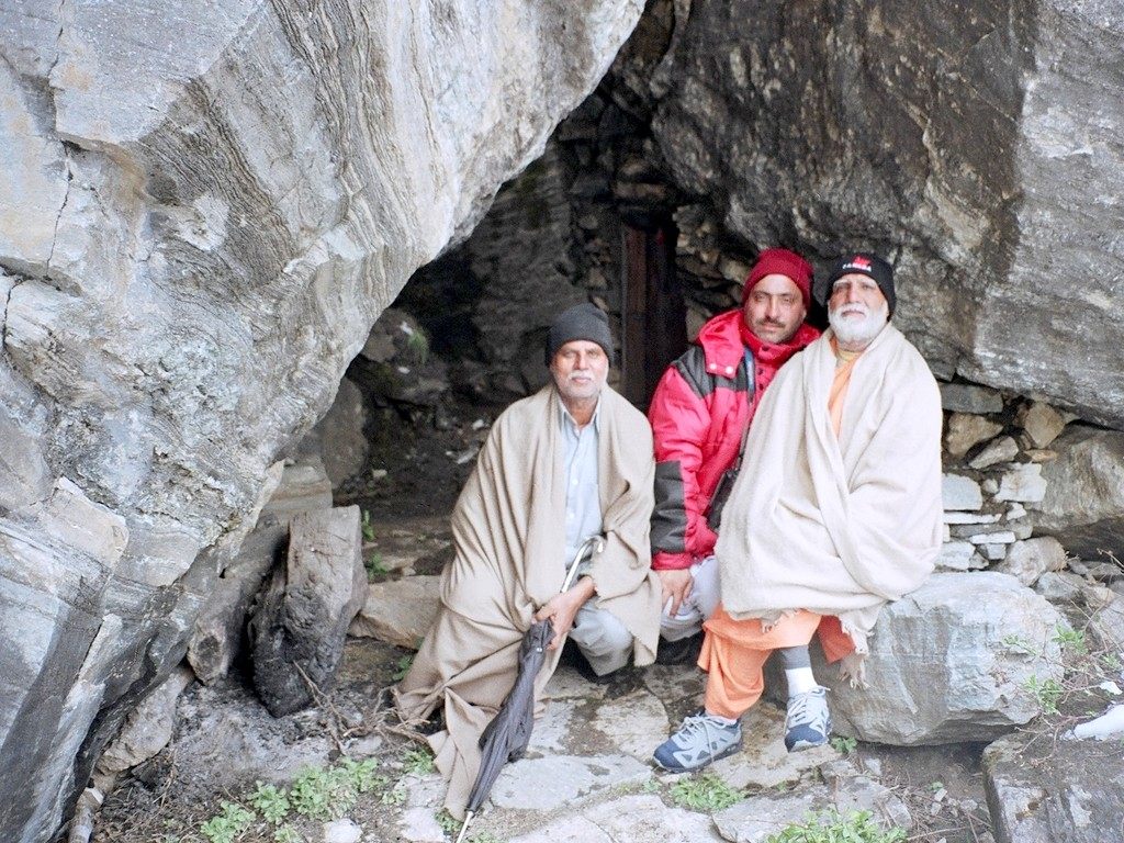 26 Maharaj Ji's  cave