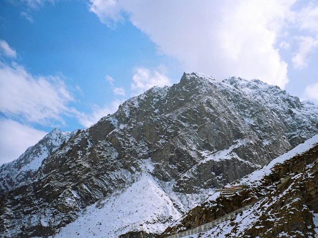 7 lovely peaks
