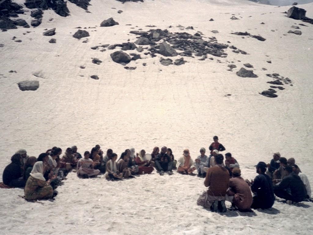 at Mani-Mahesh 2