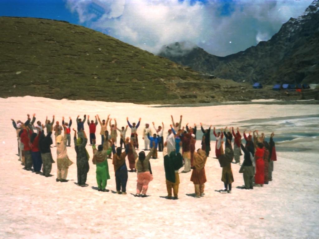 at Mani-Mahesh 3