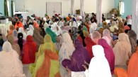 "30 Dec. 2012, Monthly Sunday Sabha, SSS Ashram: In the Sunday Sabha for the month of December, the main questions discussed were, ""Can we attain the Divine?"" and the problem..."