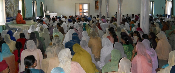 30th March, 2013, Malke Ashram: Today all of us have gathered to celebrate the 21st Barsi of Bhagat Jagat Singh Ji. We are celebrating his Barsi to commemorate his life...