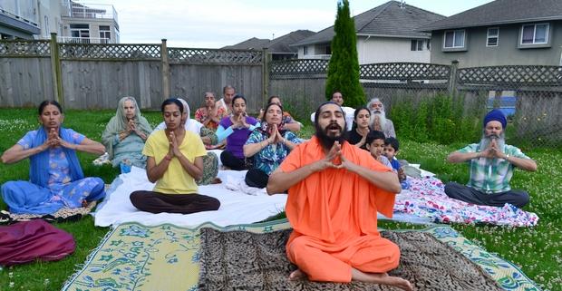 2 Surya Kriya in Canada