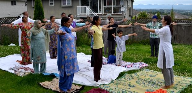 3 Sanjivani Kriya in Canada