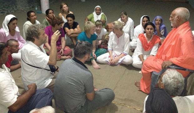 Dussehra Camp - Kriya Yoga discussions with Maharaj Ji