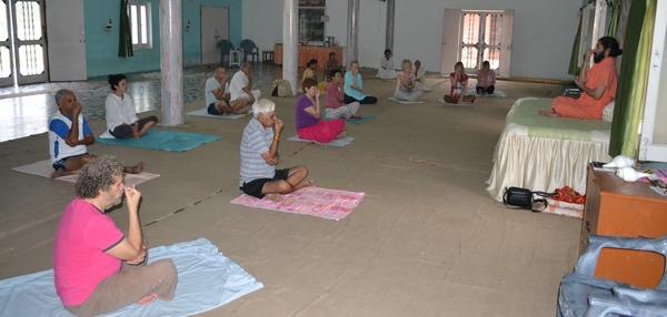 Sharing Sanjivani Kriya