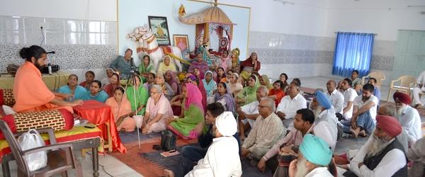 Swami Suryendu Puri in Bhucho Mandi 2
