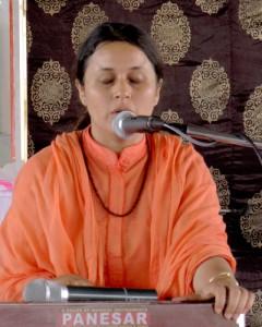 Sadhvi Yoganjali Chaitanya Puri