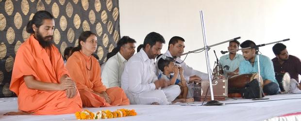 Harisar Ashram Stage, Kila Raipur