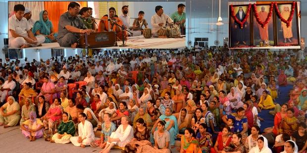 Guru-de-pyaare (The loved ones of the Guru).