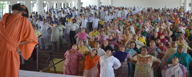 Sept. 7-9, Harisar Ashram, Kila Raipur:On the occasion of 71st Maha-Nirvana Diwas of Shri Kambli Wale Maharaj Ji, Agni Kriya sessions and Satsanga were held at Kila Raipur Ashram. On […]