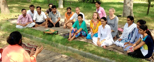 Aug 15-23, Shabad Surat Sangam Ashram: Week-long camps for children have been held at the ashram for more than a decade now. Children visit the ashram every year in the […]