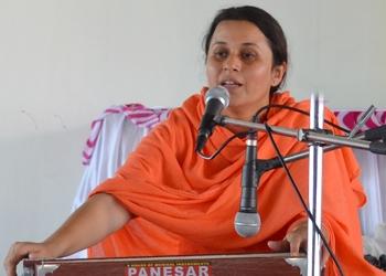 Sadhvi Yoganjali Chaitanyaa Puri Ji