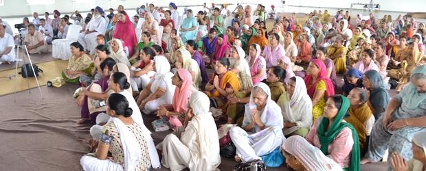 Harisar Ashram Kila Raipur Monthly Satsang 2