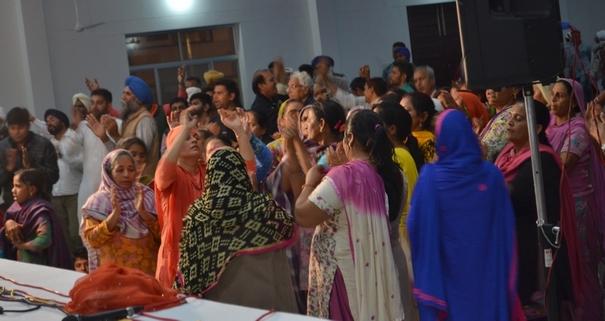 Dancing for Shiva!