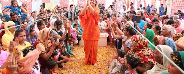 March 23, Fauji Farm, Maloya, Chandigarh: The devotees of Chandigarh have truly made the festival of Holi their own. Like every year, their love, devotion and enthusiasm drew Swamiji, Sadhwiji, […]