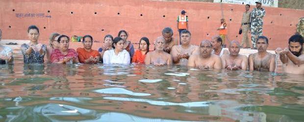 The Holy Dip - Ujjain Kumbh