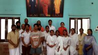 May 28-June 8, 2016: Last year, in December, a new and interesting initiative to learn Sanskrit was taken up in the ashram. The idea is that the practitioners, especially the ashram […]