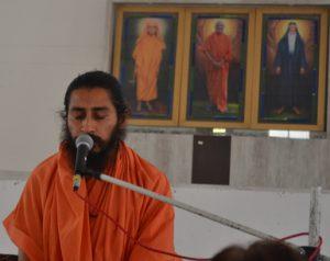 Swami Suryendu Puri Ji