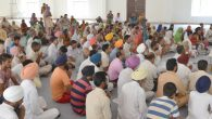 25 September, Shabad Surati Sangam Ashram, Malke, Moga: It was the monthly last Sunday satsang and Swami Ji raised onboard the foremost steps, i.e. why's and how's of Sadhana; the […]