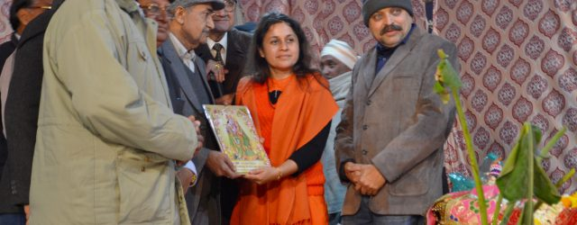 27 January 2018, Bhagwat Saptah, Moga, Punjab: Recently Sadhvi Ji was at a Bhagwat Saptah sharing her wisdom with the divine souls gathered around. Gist of her discourse has been […]