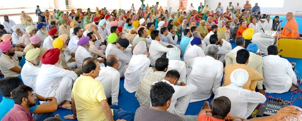 30 September 2018, Shabad Surat Sangam Ashram, Male, Moga: After so many years, those of which seem to be like ages, Sri Maharaj ji was around those who gather around […]