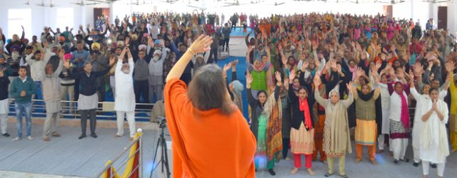 04 March 2019, Shabad Surat Sangam Ashram, Malke, Moga: Shivratri, one of the occasions of utmost significance for an aspirant of divine journey within! But what does it mean by celebrating […]