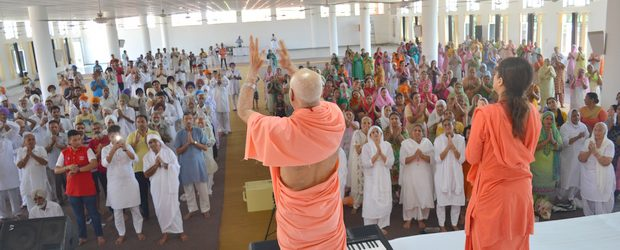 "27 August 2019, Dera Harisar, Kila Raipur "" STRONG DETERMINATION is the key to go Beyond "" Insights into the discourse by Swami Buddh Puri Ji Maharaj: ""… Although we […]"